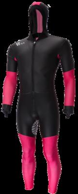 Rubber Speedpak Zwart/Roze