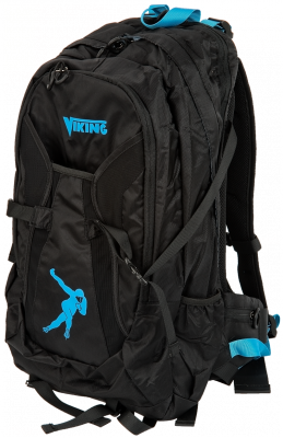 Backpack Black/Blue