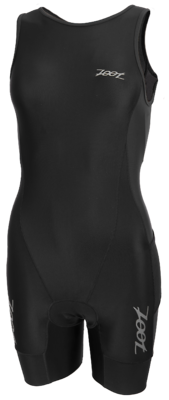 Trisuit black dames