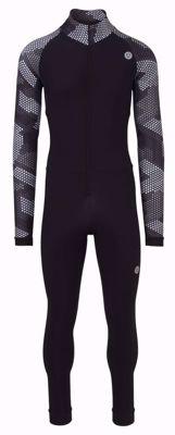 Marathon Thermosuit Hexa Camo Thermo Black/Iron Grey