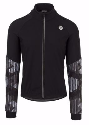 Soft Shell Jacket Hexa Camo Black/Iron Grey