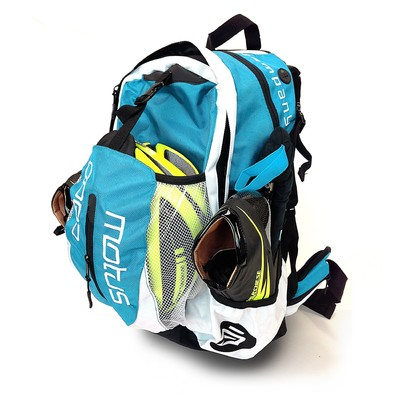 Backpack airflow Blue