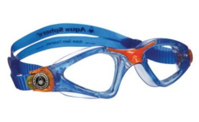 Kayenne JR Clear lens Blue/Orange