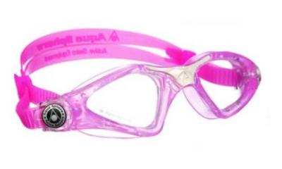 Kayenne JR Clear lens pink/white