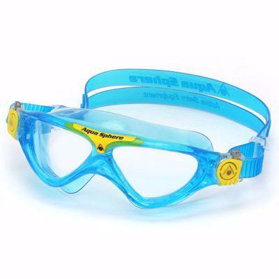 Vista JR Clear lens aqua/yellow