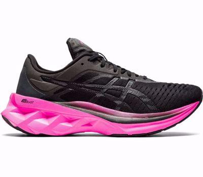 Novablast black/pink glo