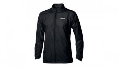 Woven jacket 110411 heren zwart