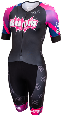 Boom inline suit lila/pink