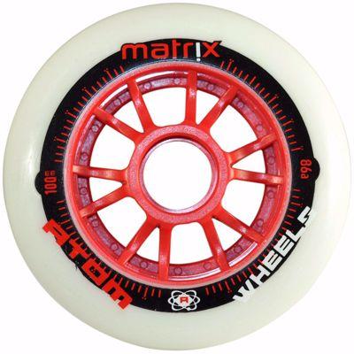 Matrix 80mm red