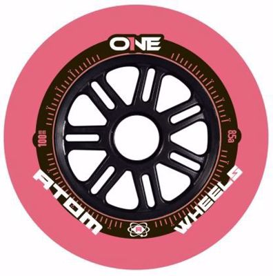 One 100mm pink