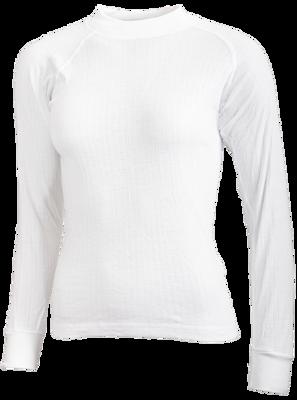 Thermo Shirt Junior Manche longue 719 WHITE