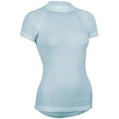 Thermoshirt Licht blauw