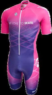 Pink-Two 2021 skeelerpak chest pink