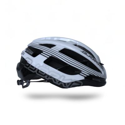 CLIMBERT White/black CYCLING HELMET