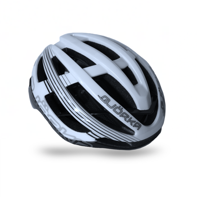 Bjorka CLIMBERT white/black CYCLING HELMET