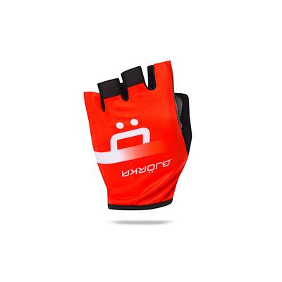 Bike glove Isoard Red/Black