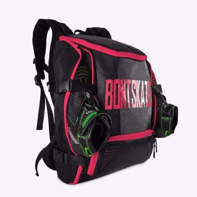 Skate Backpack Black/Pink