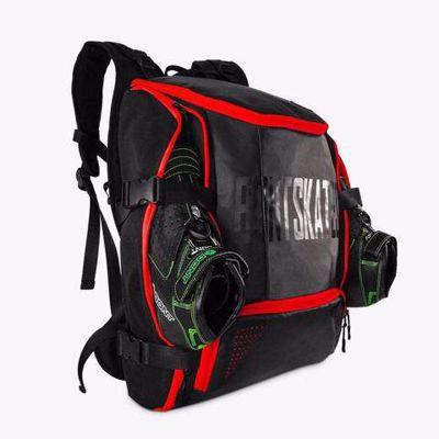 Skate Backpack Black/Red