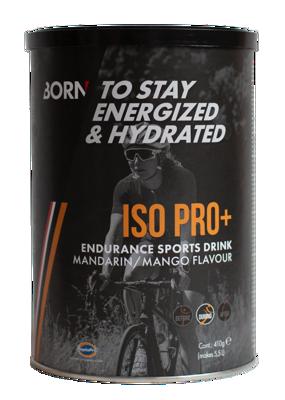 ISO Pro+ endurance sports drink madarin/mango