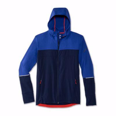 Men's Canopy jacket cobalt/navy