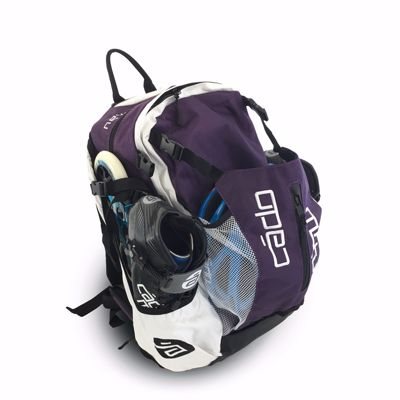 Airlow bag 30 L  currant purple