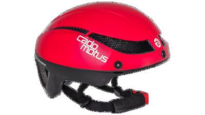 Omega aero helm red