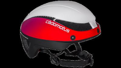 Omega aero helm world team 2020 Red, Black & white