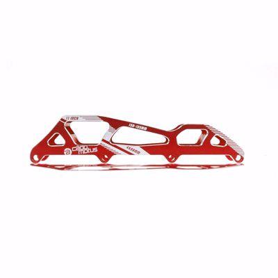 Argon Platine 4x90mm Red