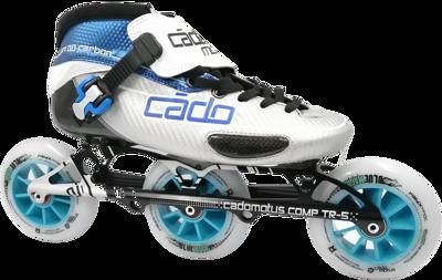 Pro 110 Carbon Blue/Silver 3x110