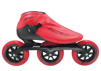 Racing Vulcan Red (Narrow)