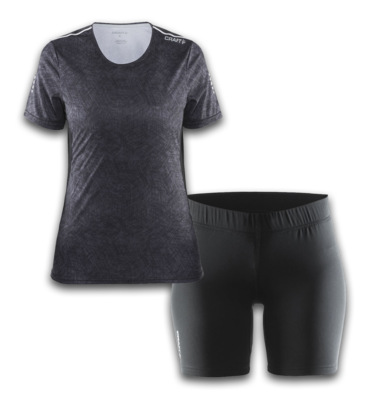 Running set dames