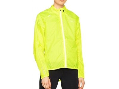 Dare2b Ensphere Packaway Womens Cycling Jacket - Yellow