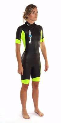 SwimRun GO wetsuit woman