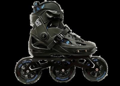 DoubleFF Black Boot G1 verstelbaar