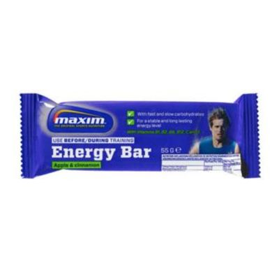 Energy Bar Apple & Cinnamon