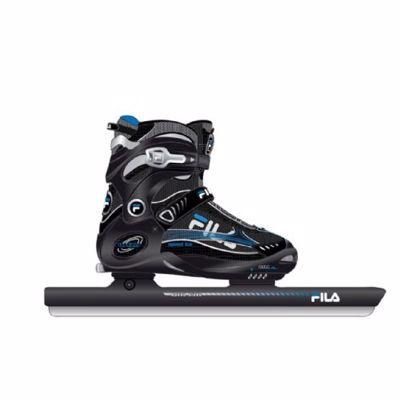 Wizy Ice Speed Combinoor (verstelbaar) zwart/blauw