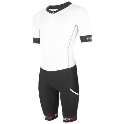 Speedsuit 2.0 wit/zwart