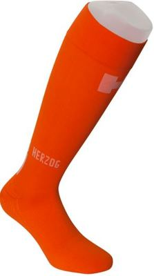 Compressiekous Met Voet Orange