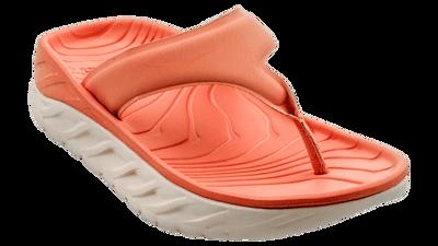 Women's Ora recovery flip - herstel slippers - Lantana / Pink salt
