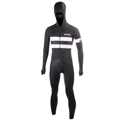 Speedsuit RTR lycra met cap Retro roze 25402