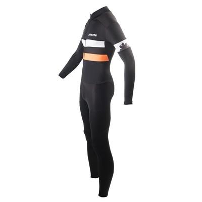 skatesuit Marathon RTR speed  Black Oranje 25403
