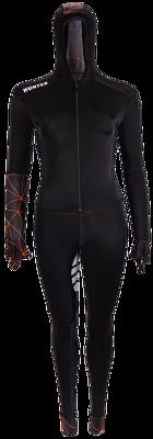 Speedsuit lycra Orange