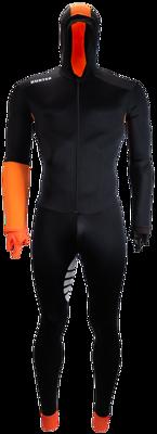 Speedsuit Base Lycra Orange