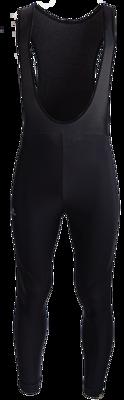 Thermo Ritsbroek Zwart met bretels