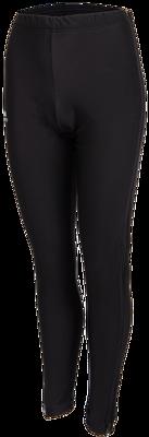 Thermo Taille Ritsbroek Zwart