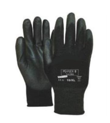glove snijvast level 1 black