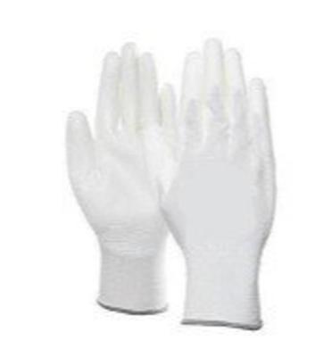 glove snijvast level 1 wit