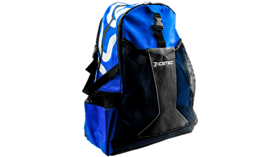 black backpack waterproof