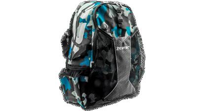 camo petrol backpack waterproof