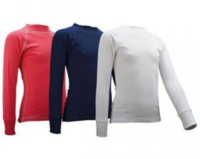 Thermo Shirt Junior Manche longue 719 NOIR